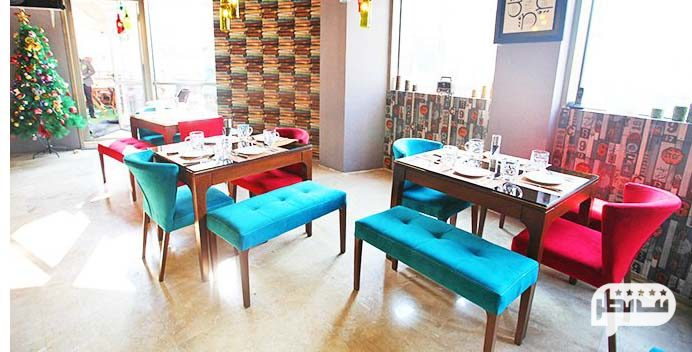 رستوران گریلیزه استیک تهران در فضایی شیک