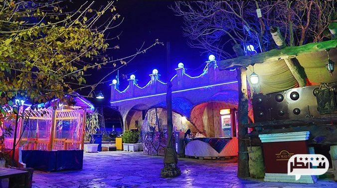رستوران درسا قلهک دره از رستوران های محبوب در شمال تهران