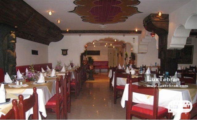 رستوران هندی تاج محل از معروف ترین رستوران های هندی ایران