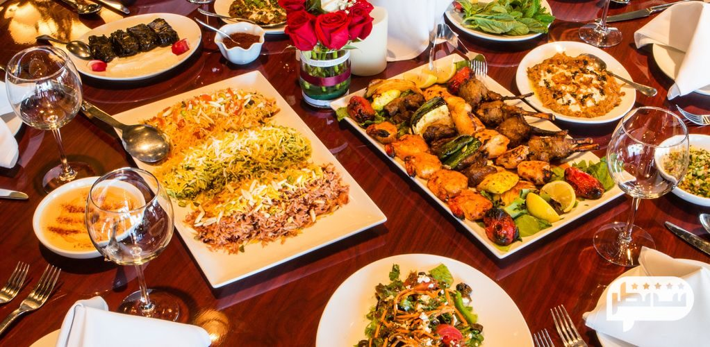 بهترین غذا برای مهمانی های رسمی