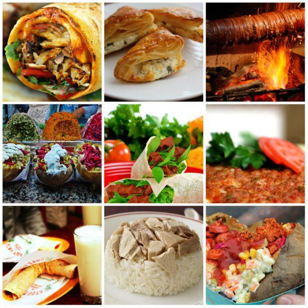 بهترین غذاهای استانبول