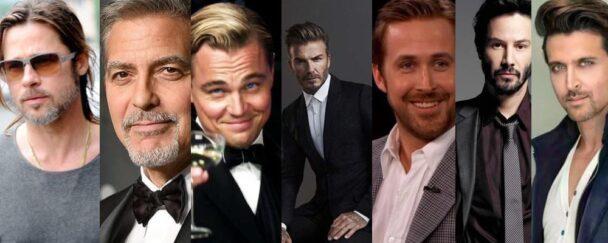 جذابترین مردان دنیا