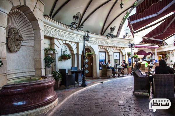 کافه ویکولو از بهترین کافه های منطقه الهیه تهران