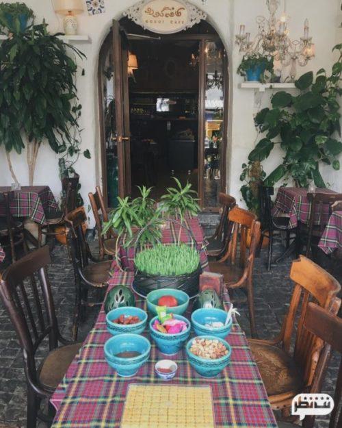 کافه گودو از بهترین کافه های شمال تهران
