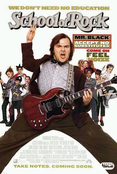 فیلم کمدی مدرسه راک