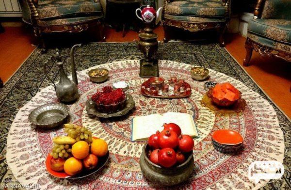 تاریخچه جشن شب یلدا