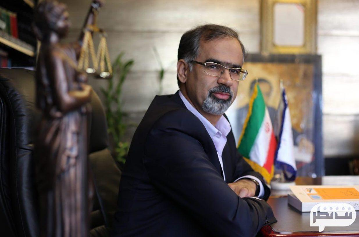 وکیل برتر ملکی تهران دکتر عباس کریمی