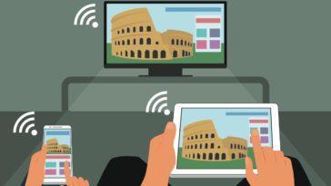 آموزش اتصال گوشی آیفون به تلویزیون