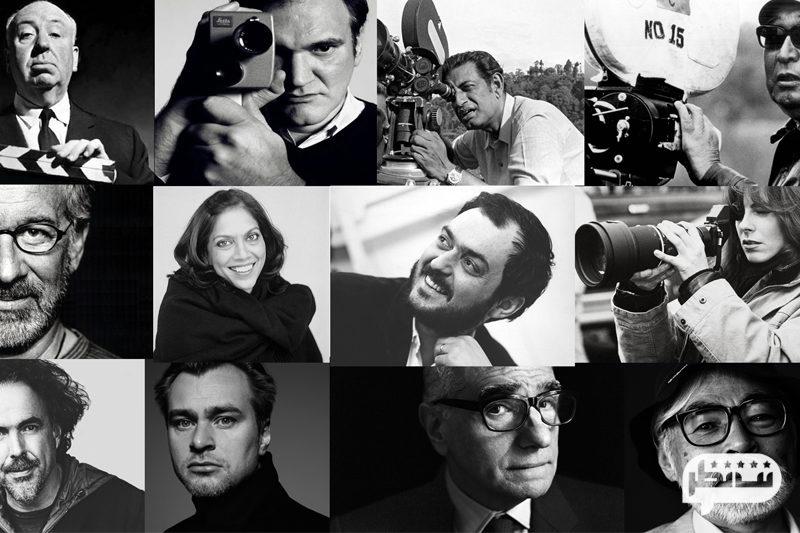 بهترین کارگردان های دنیا