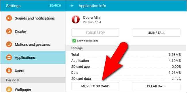خالی کردن حافظه گوشی اندرویدی با چند روش ساده و موثر