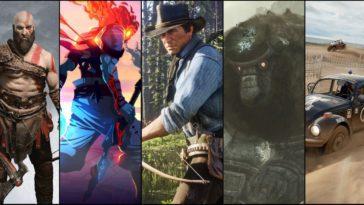 بهترین بازیهای ویدیویی ۲۰۱۸