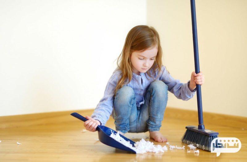 نحوه تمیز کردن و مراقبت از خونه