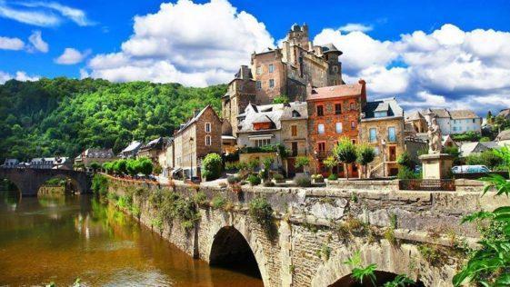 زیبا ترین روستاهای دنیا