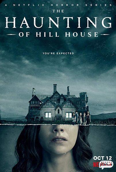 سریال ترسناک تسخیر عمارت هیل