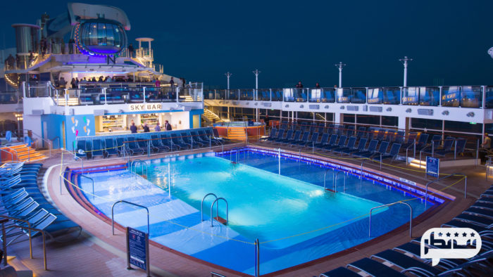 امکانات ورزشی متنوع در سفر با کشتی کروز