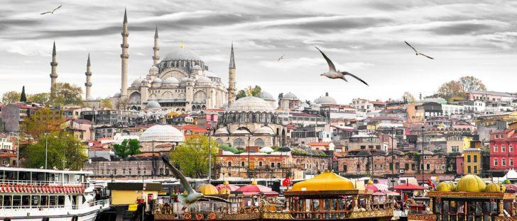 مساحت ترکیه چقدر است؟