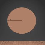 مساحت دایره