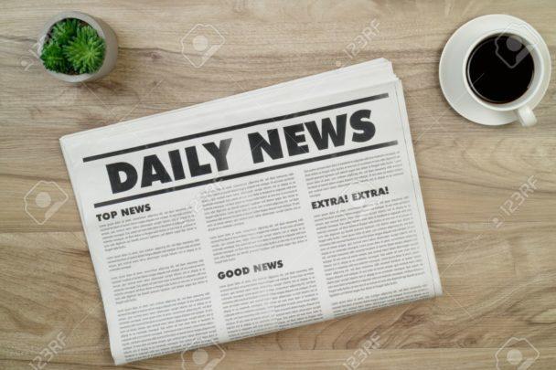 اولین روزنامه جهان