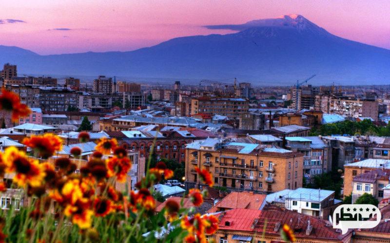 مناطق دیدنی ارمنستان