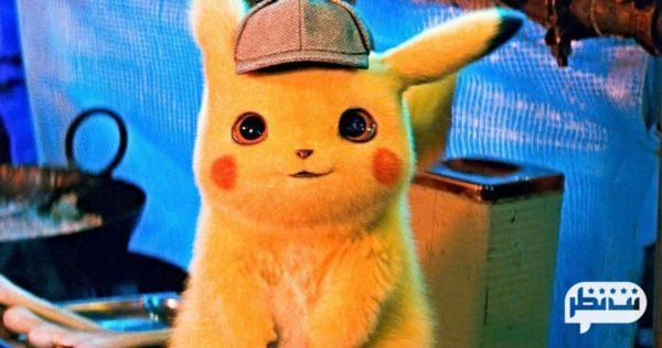 Detective Pikachu -یکی از بهترین فیلم های کمدی 2019