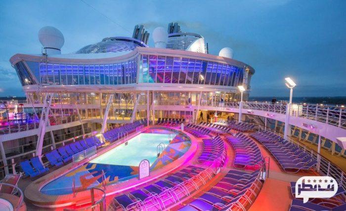 استفاده از امکانات و خدمات ویژه در سفر با کشتی کروز