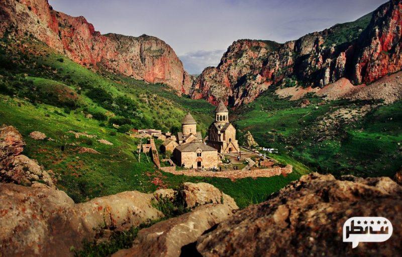 صومعه خور ویراپ