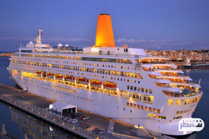 سفر با کشتی کروز از بهترین سفرهای دریایی