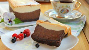 طرز تهیه چیز کیک خوشمزه