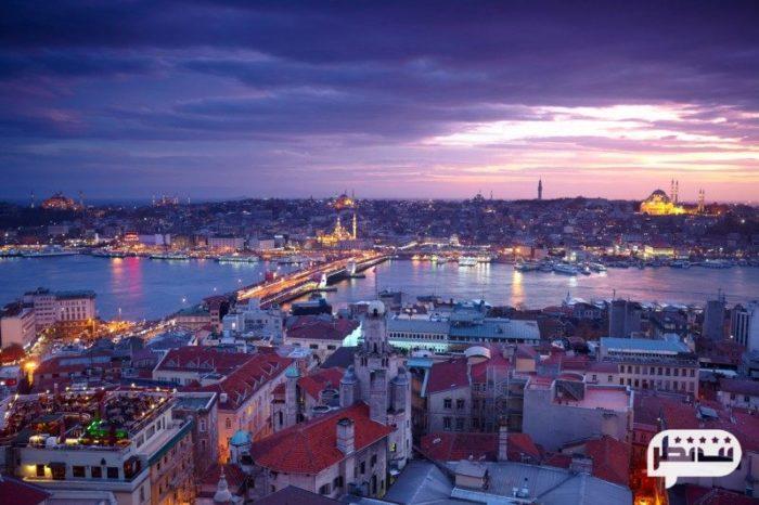 موقعیت آب و هوایی کشور زیبای ترکیه
