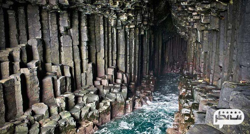 عجیب ترین غار جهان