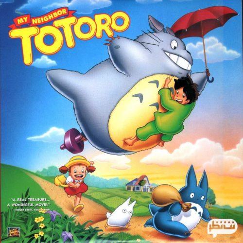 همسایه من توتورو (My Neighbor Totoro-1988) از بهترین انیمه های دیدنی