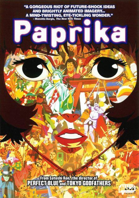 پاپریکا (Paprika-2006) انیمه جذاب و خیره کننده
