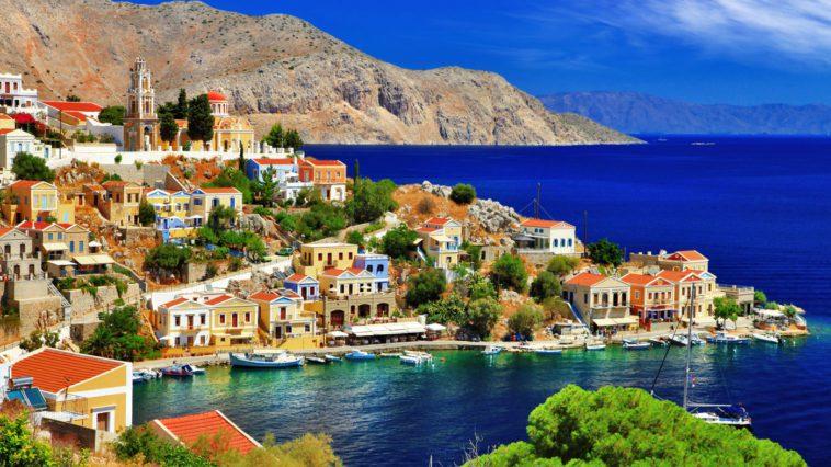 مناطق دیدنی یونان