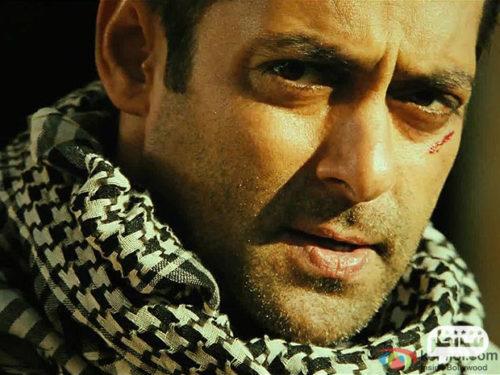 "Ek Tha Tiger فیلم اکشن و هیجان انگیز ""یک ببر"""