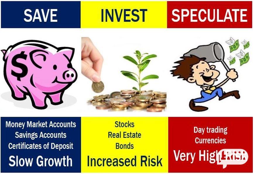 بورس بازی در بازار سرمایه
