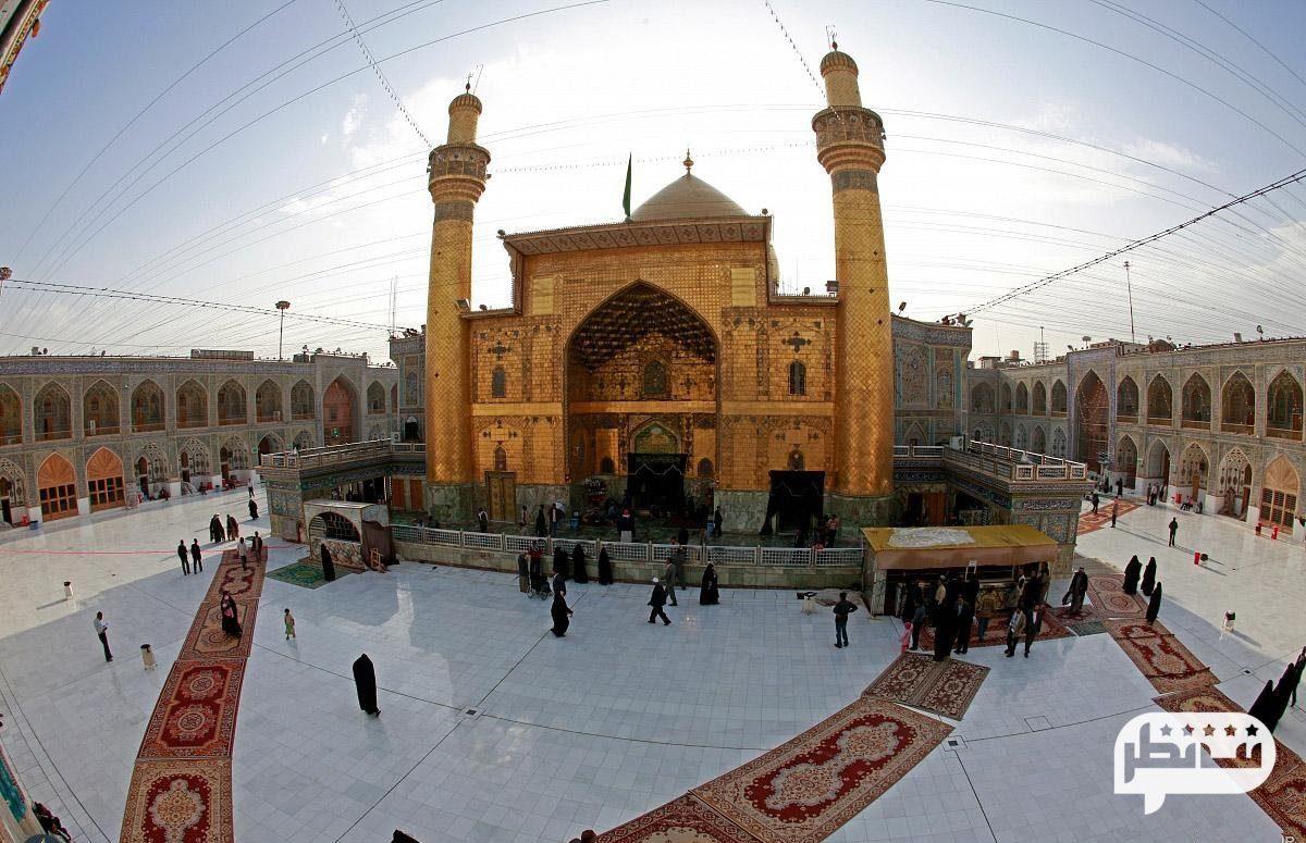 شهر مذهبی عراق