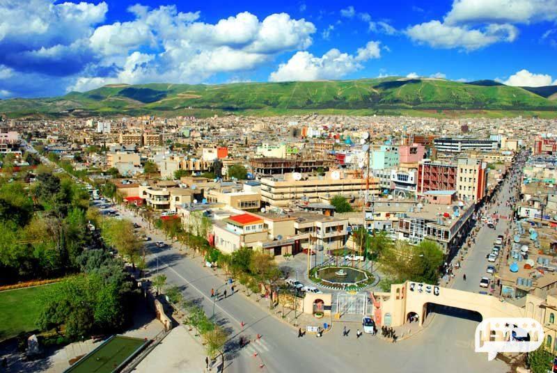 شهر فرهگی عراق