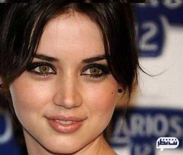 آنا د آرماس از جذاب ترین زنان هالیوودی