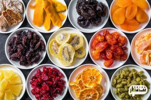 مواد غذایی سرشار از استروژن