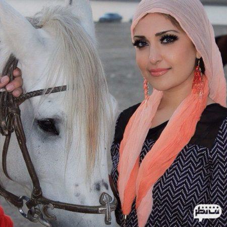 مژده جمالزاده یکی از مشهورترین و خوش قیافه ترین زنان