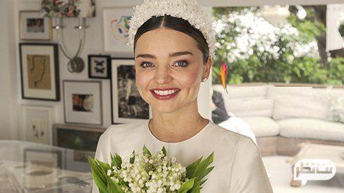 میراندا کر از خوش چهره ترین زنان جذاب جهان