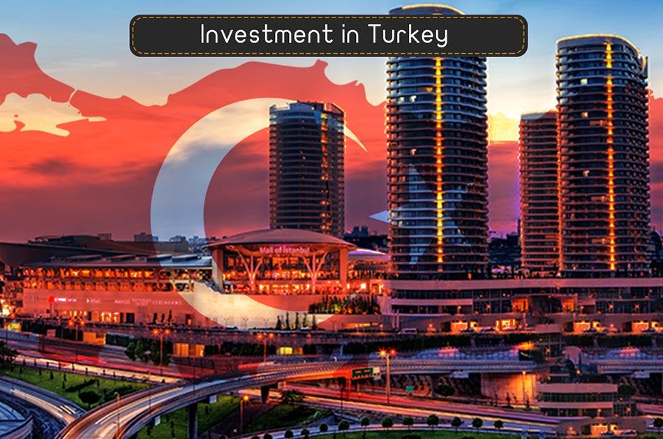 اخذ اقامت کشور ترکیه مطمئن
