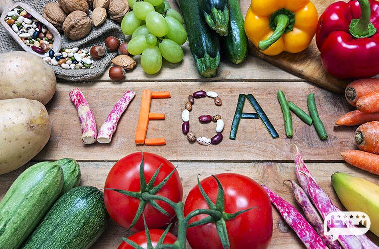فواید گیاه خواری