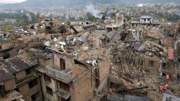 بزرگترین زلزله تاریخ
