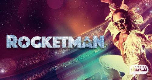rocketman فیلم با محتوای اجتماعی برای بالای 18 سال