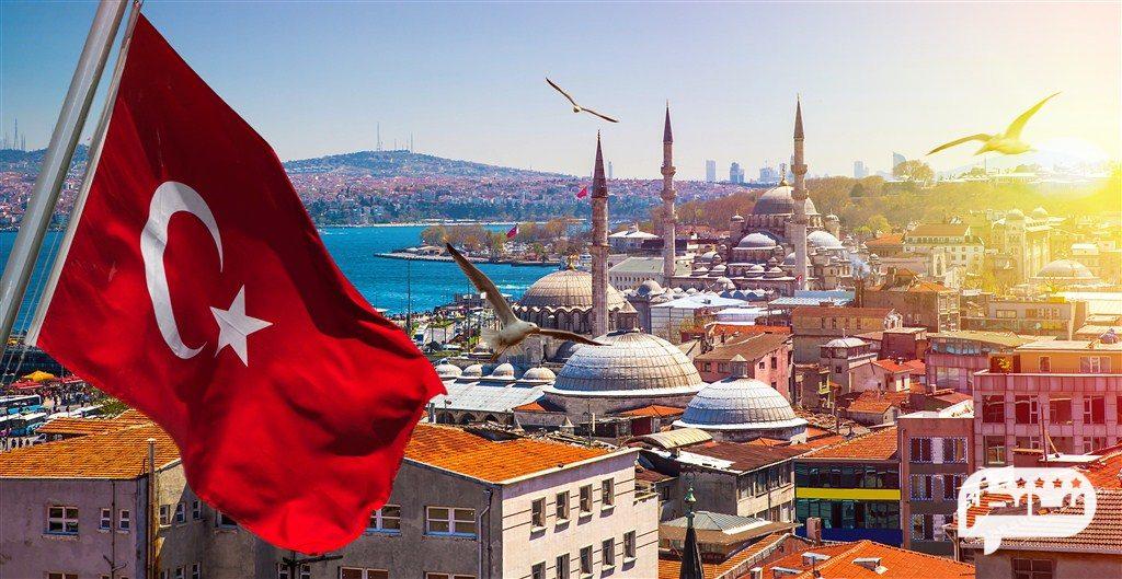 اخذ اقامت کشور ترکیه تضمینی