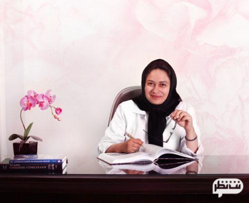 دکتر آزیتا صفارزاده پزشک برتر و شناخته شده در سزارین