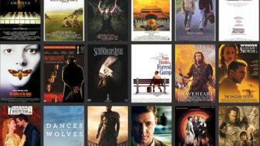 بهترین فیلم های اسکار