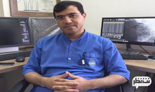 محمد حسین نجفی بهترین متخصص قلب تهران