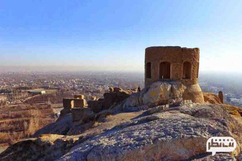 آتشگاه اصفهان یادگاری از دوران ساسانی